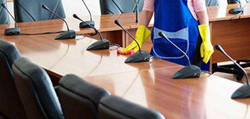 نظافت شرکت در مشهد